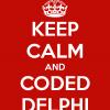 Делаем замену в адресе на Delphi 7 - последнее сообщение от Hex